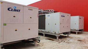Multifunctional units, different solutions all in one unit. EnergyPower for Henkel.