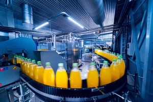 Food & beverage industrial process